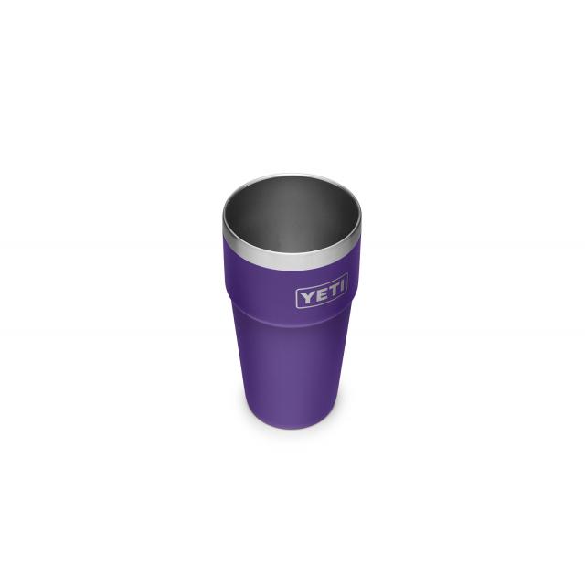 YETI - Rambler 473 ML Stackable Pint - Peak Purple