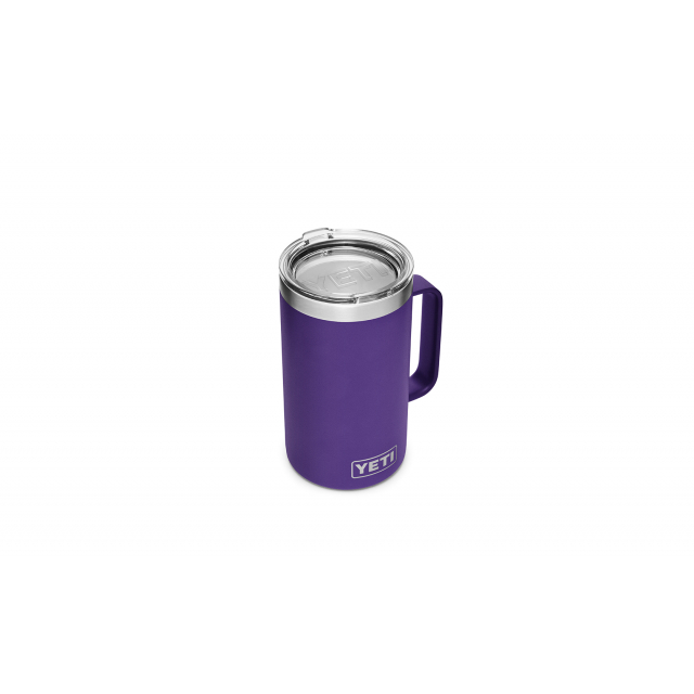 YETI - Rambler 710 ML Mug With Standard Lid - Peak Purple