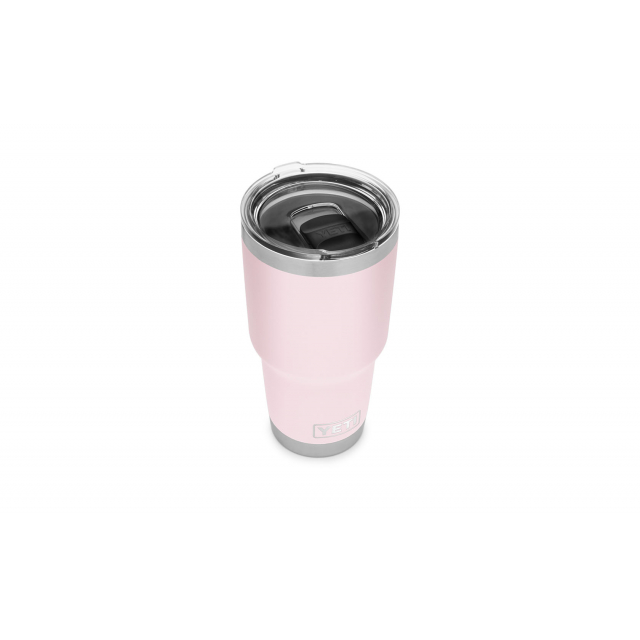 Rambler 30 oz Tumbler with MagSlider Lid – ICE PINK