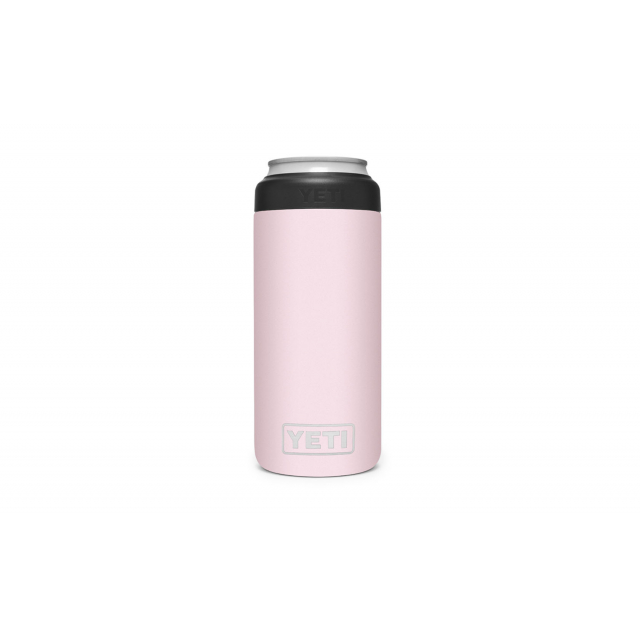 Rambler 12 Oz Colster Slim Can Insulator – Ice Pink