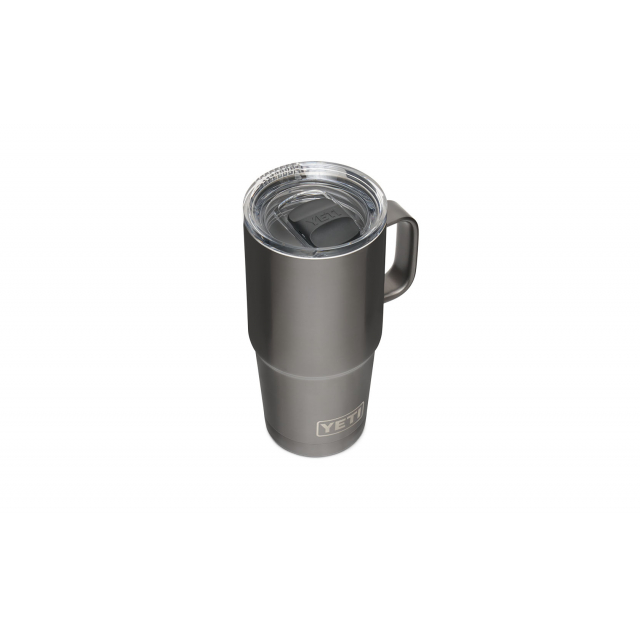 Rambler 20 oz Travel Mug with StrongHold Lid – GRAPHITE