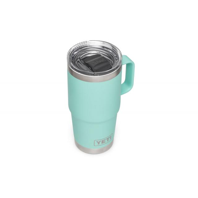 YETI - Rambler 591 ML Travel Mug With Stronghold Lid - Seafoam