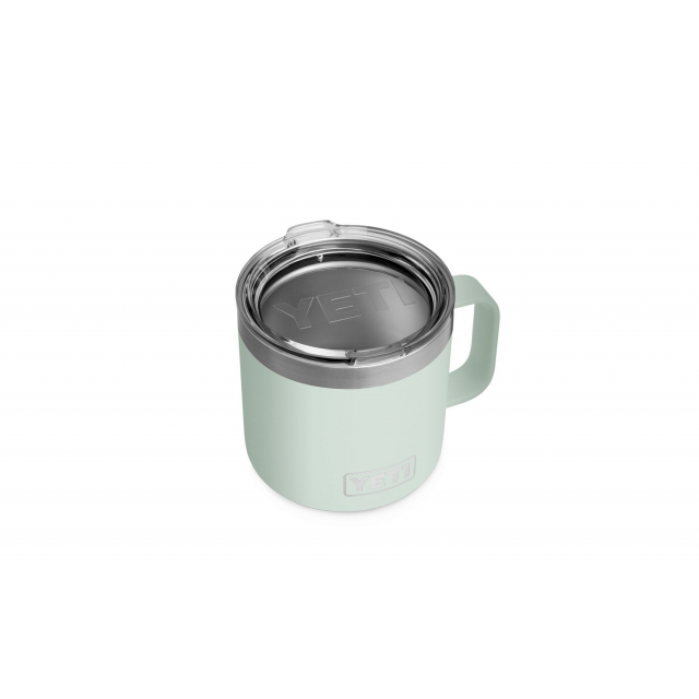 Rambler 14 Oz Mug With Standard Lid – Sagebrush Green