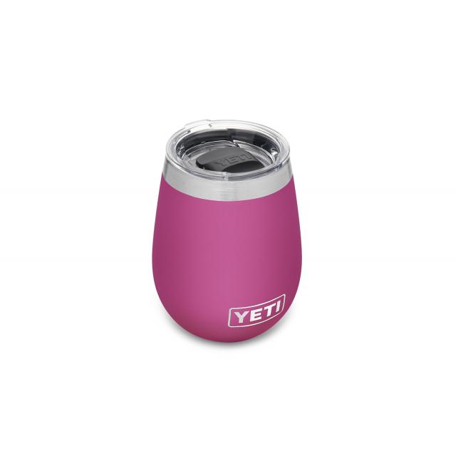 YETI - Rambler 10 oz Wine Tumbler with Magslider Lid - Prickly Pear Pink in Orange City FL