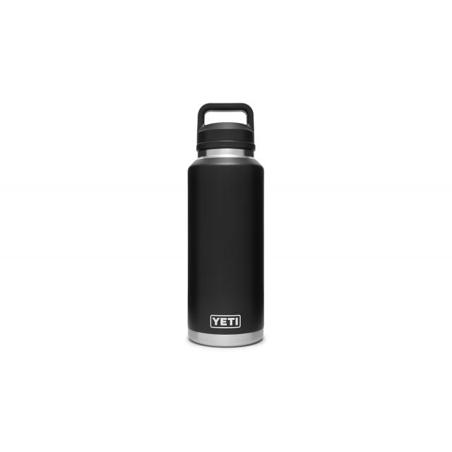 YETI - Rambler 46 oz Bottle with Chug Cap - Black in Traverse City MI