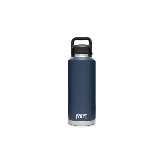 YETI - Rambler 46 oz Bottle with Chug Cap - Navy in Parsons TN
