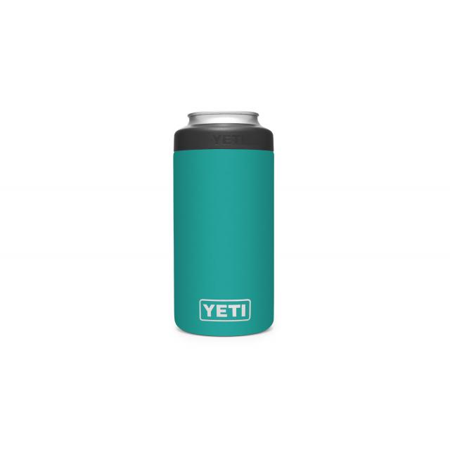 YETI - Rambler 16 oz Colster Tall Can Insulator - Aquifer Blue in Baldwin MI