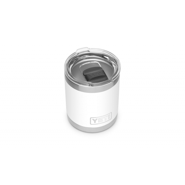 YETI - Rambler 10 oz Lowball with Magslider Lid - White in Denver CO