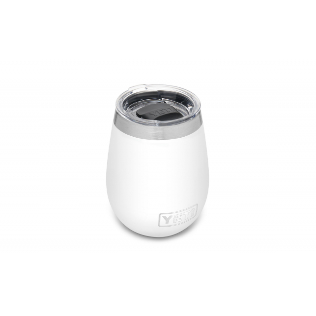 YETI - Rambler 10 oz Wine Tumbler with Magslider Lid - White in Springfield IL