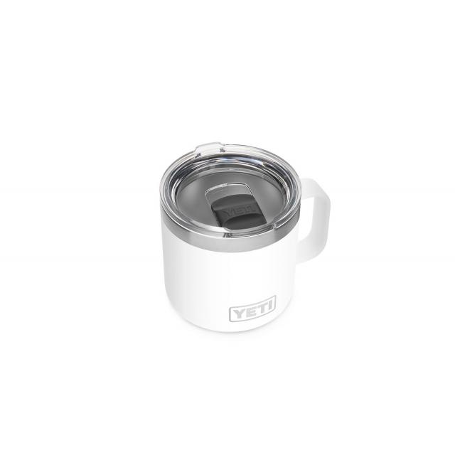 YETI - Rambler 14 oz Mug with Magslider Lid - White in Kingfisher OK