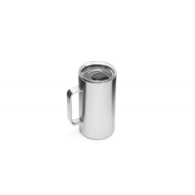 YETI - Rambler 24 oz Mug with Magslider Lid - Stainless Steel