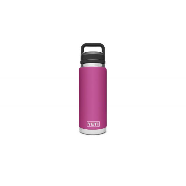 YETI - Rambler 26 oz Bottle with Chug Cap - Prickly Pear Pink in Houston TX