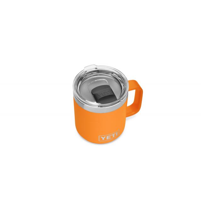 YETI - Rambler 295 ML Mug with Magslider Lid - King Crab Orange