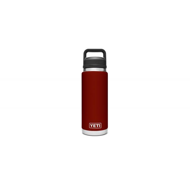 YETI - Rambler 769 ml Bottle with Chug Cap - Brick Red