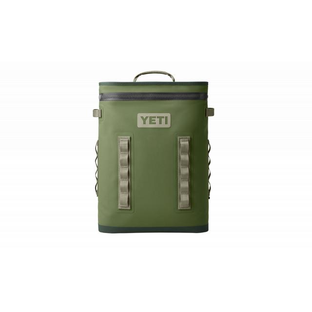 YETI - Hopper Backflip 24 Soft Cooler - Highlands Olive in Waukegan IL