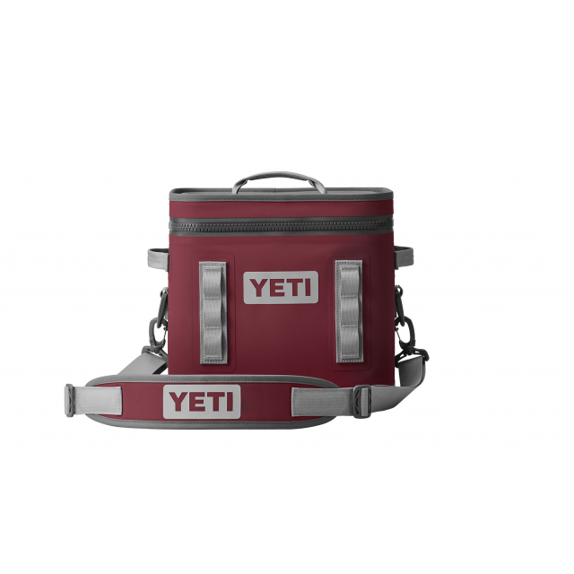 YETI - Hopper Flip 12 Soft Cooler - Harvest Red in Franklin VA