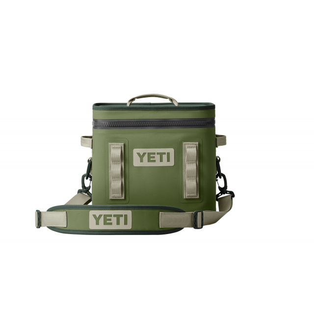 YETI - Hopper Flip 12 Soft Cooler - Highlands Olive in Parsons TN
