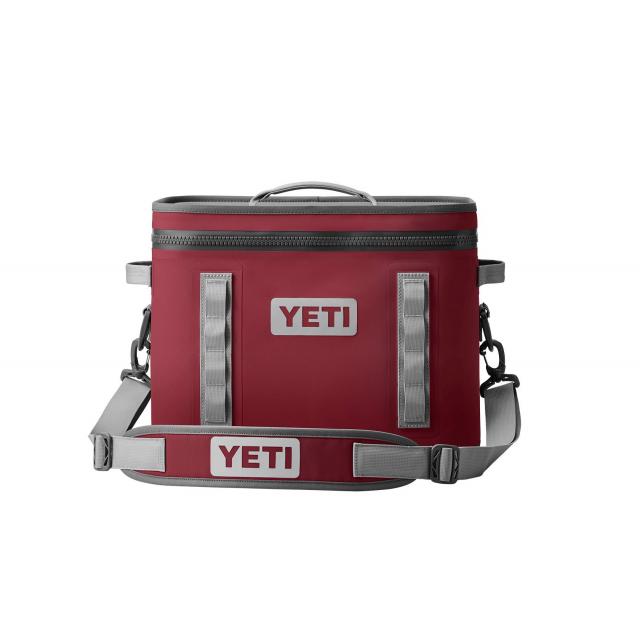 YETI - Hopper Flip 18 Soft Cooler - Harvest Red in Orange City FL