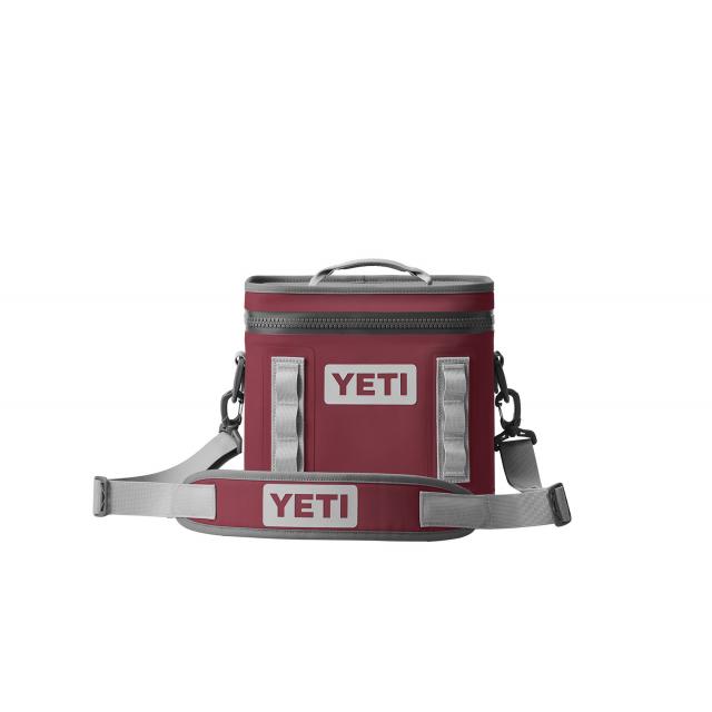 YETI - Hopper Flip 8 Soft Cooler - Harvest Red in Duncan OK