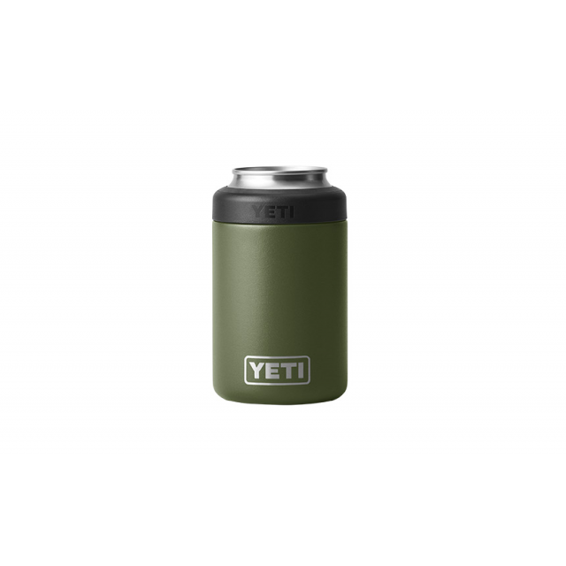 YETI - Rambler 12 oz Colster Can Insulator - Highlands Olive in Libby MT