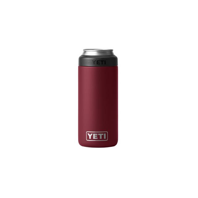 YETI - Rambler 12 oz Colster Slim Can Insulator - Harvest Red in Kingfisher OK