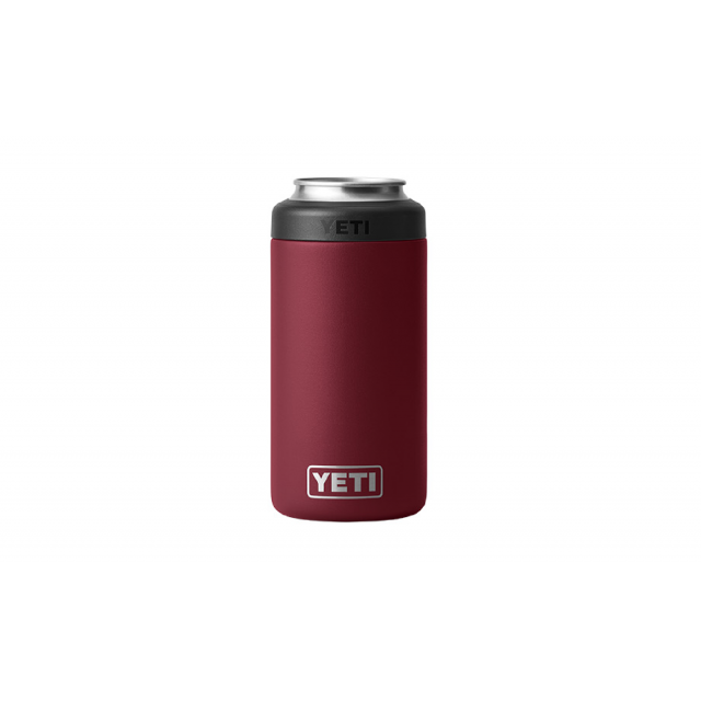 YETI - Rambler 16 oz Colster Tall Can Insulator - Harvest Red in Libby MT