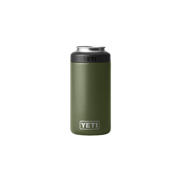YETI - Rambler 16 oz Colster Tall Can Insulator - Highlands Olive in Marshfield WI