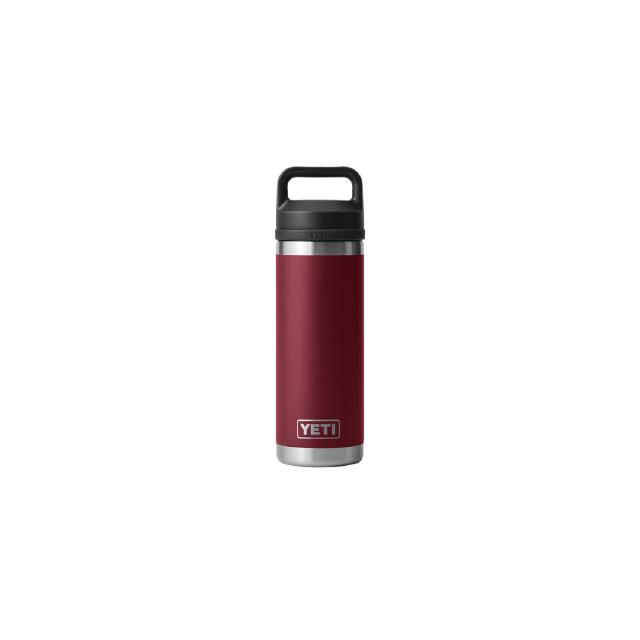 YETI - Rambler 18 oz Bottle with Chug Cap - Harvest Red in Augusta KS