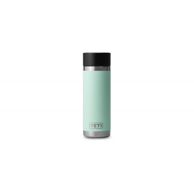 YETI - Rambler 18 oz Bottle with HotShot Cap - Seafoam in Perry GA