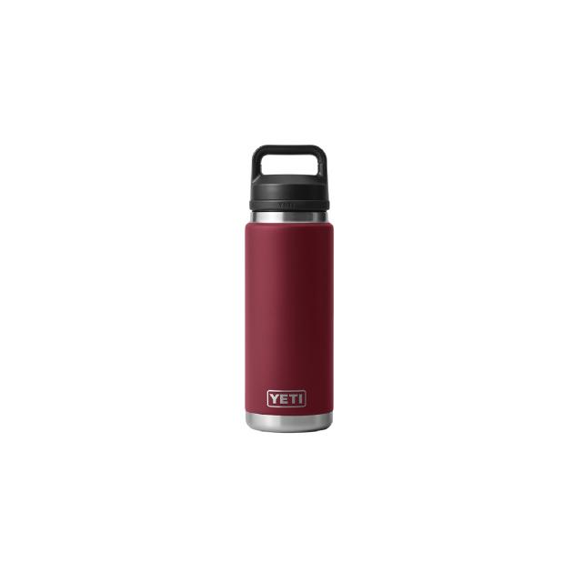 YETI - Rambler 26 oz Bottle with Chug Cap - Harvest Red