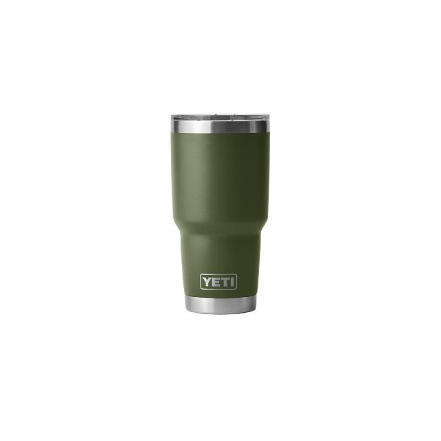 YETI - Rambler 30 oz Tumbler with MagSlider Lid - Highlands Olive in Baldwin MI