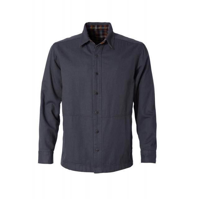 Royal Robbins - Men's Reversible Shirt Jacket in Chelan WA