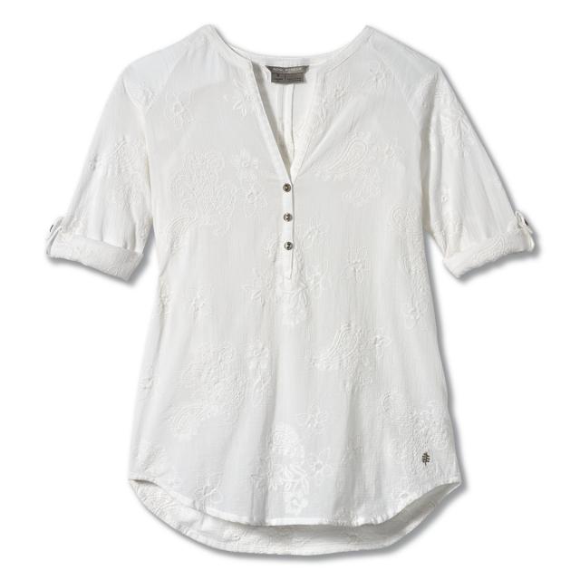 Royal Robbins - Women's Oasis Tunic Ii 3/4 Sleeve in Chelan WA
