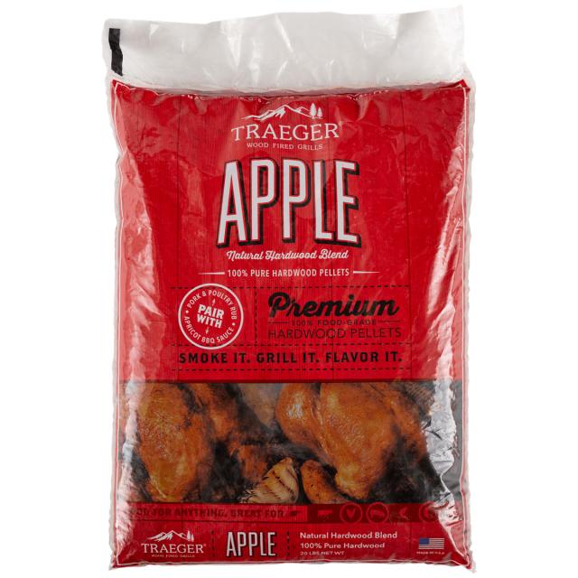 Traeger Grill - Apple Pellets (20 Lb) in Lafayette CO