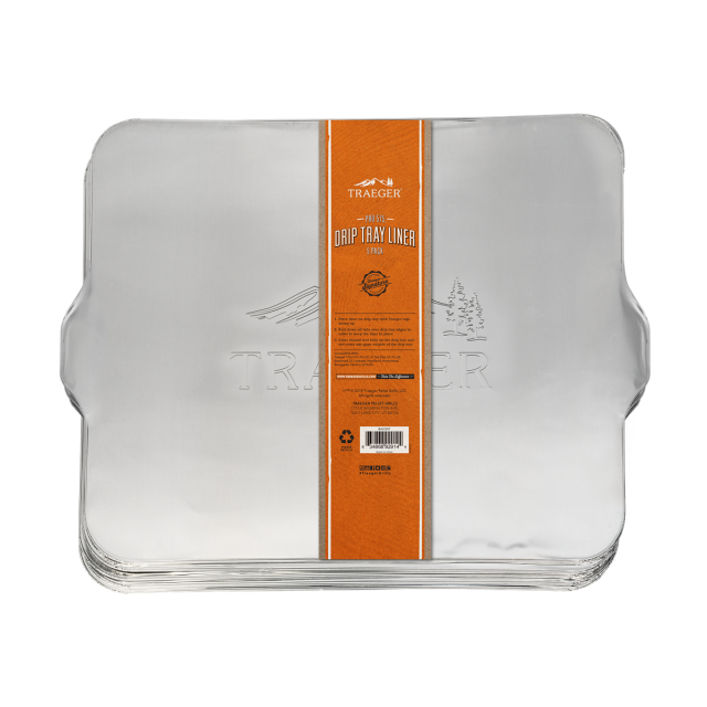 Traeger Grill - Drip Tray Liner 5 Pack- Pro575/ Pro 22 in Omak WA