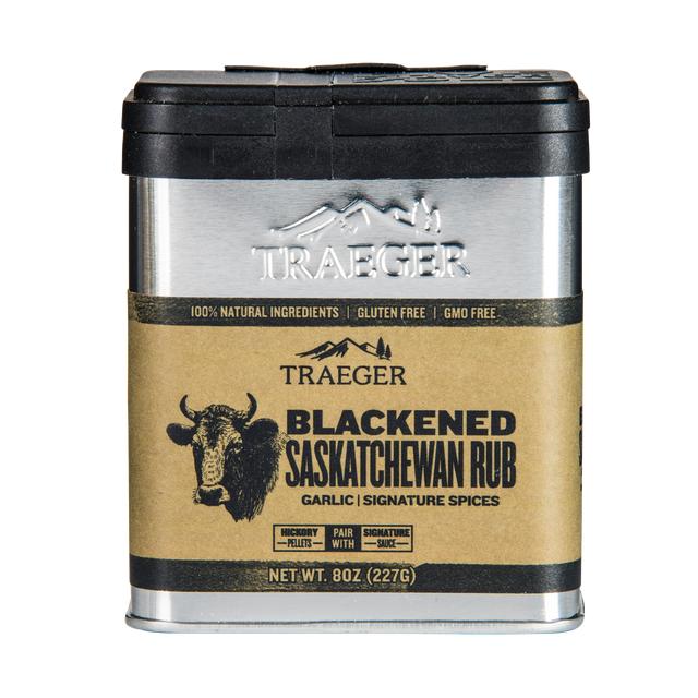 Traeger Grill - Blackened Saskatchewan Rub in Sheridan CO