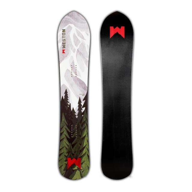 Weston - Backwoods Snowboard - 20/21