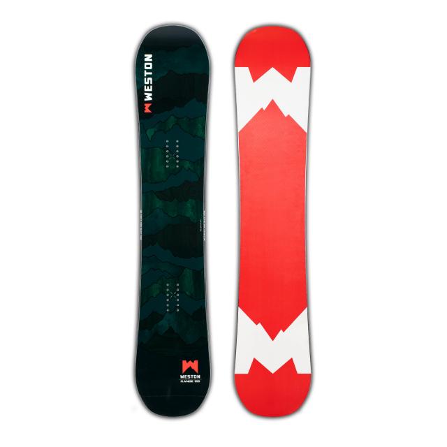 Weston - Range Snowboard - 20/21