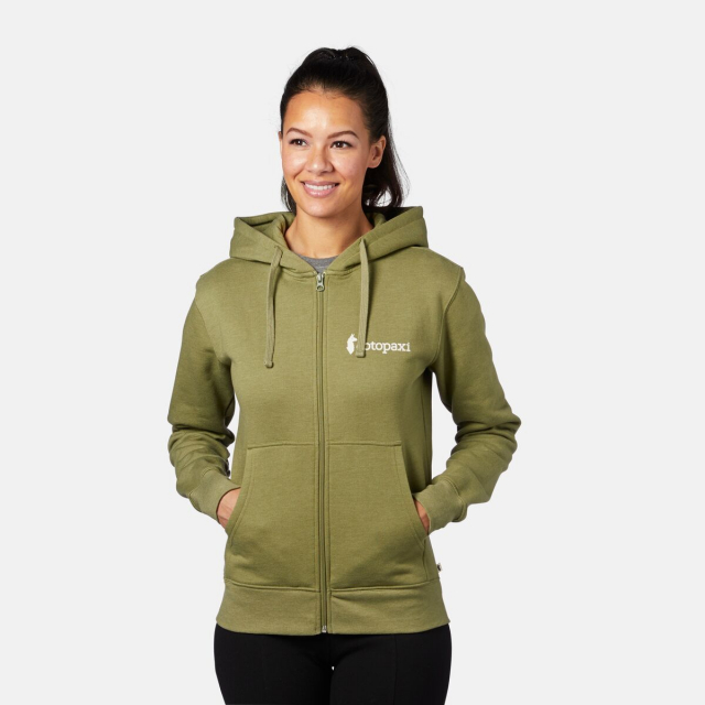 Cotopaxi - Women's Cotopaxi Full-Zip Hoodie in Sioux Falls SD