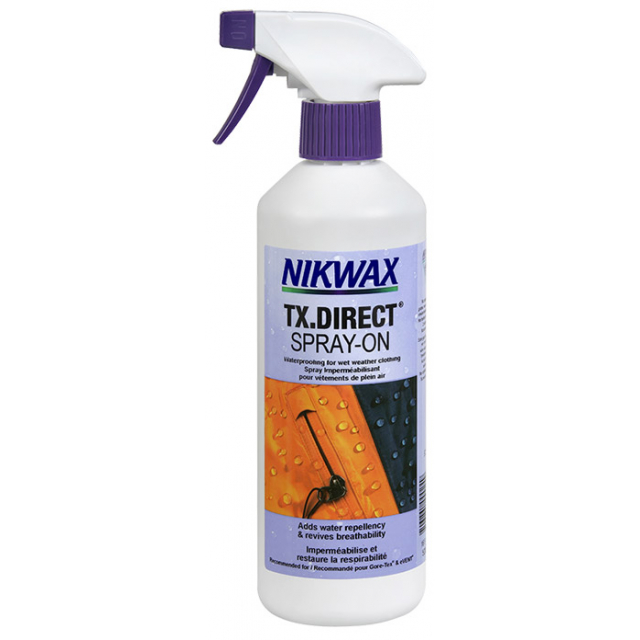 Nikwax - TX. Direct (Spray On) in Alamosa CO