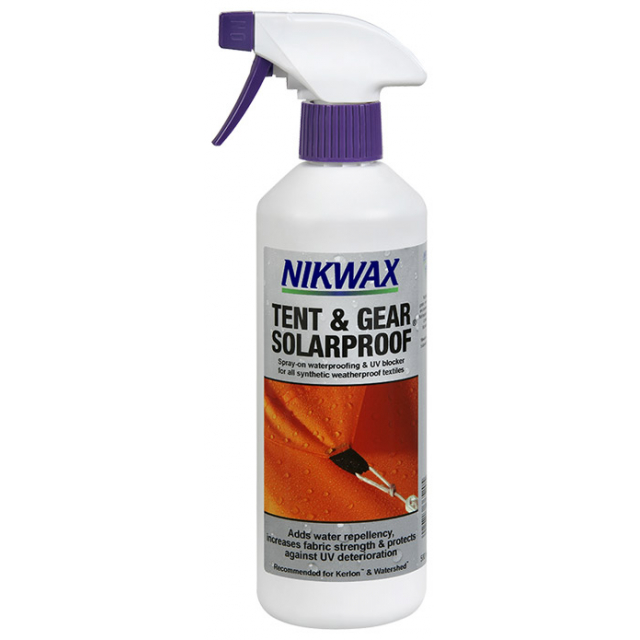 Nikwax - Tent & Gear SolarProof (Spray On) in Blacksburg VA