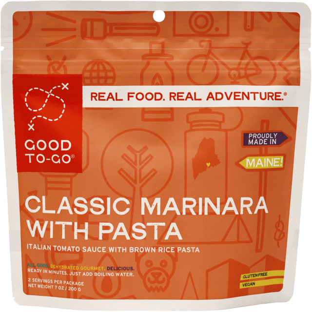 Jetboil - Good To-Go Classic Marinara With Pasta in Alamosa CO