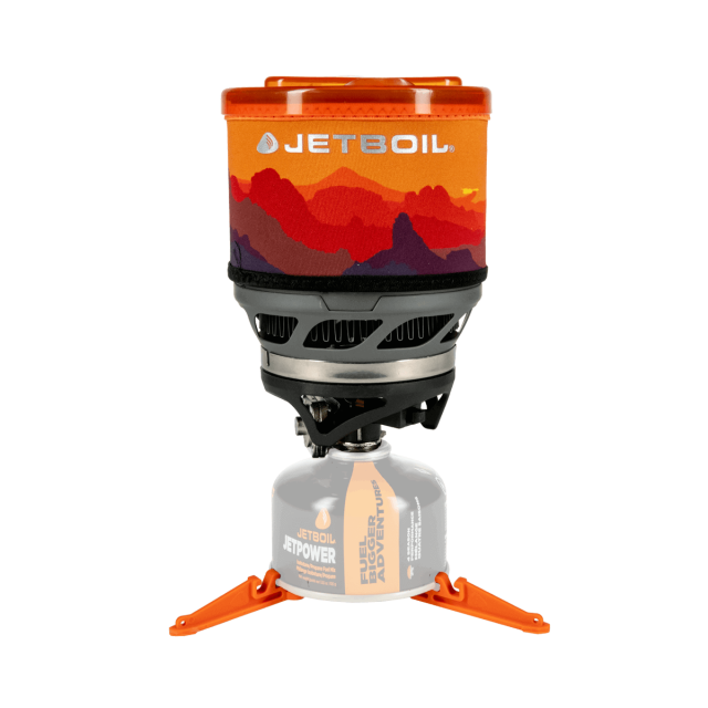 Jetboil - MiniMo Sunset in Alamosa CO