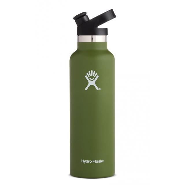 Hydro Flask - 21 oz  Standard Mouth w/ Sport Cap