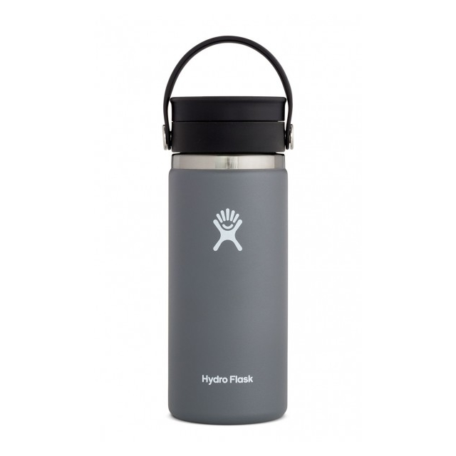 Hydro Flask - 16 oz Coffee Wide Mouth w Flex Sip Lid