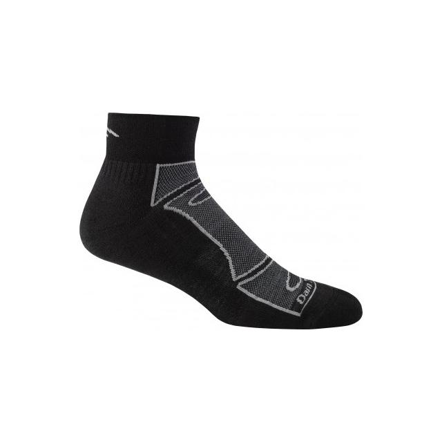 Darn Tough - Men's Merino Wool 1/4 Sock Ultra-Light Cushion