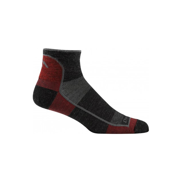 Darn Tough - Men's Merino Wool 1/4 Sock Ultra-Light