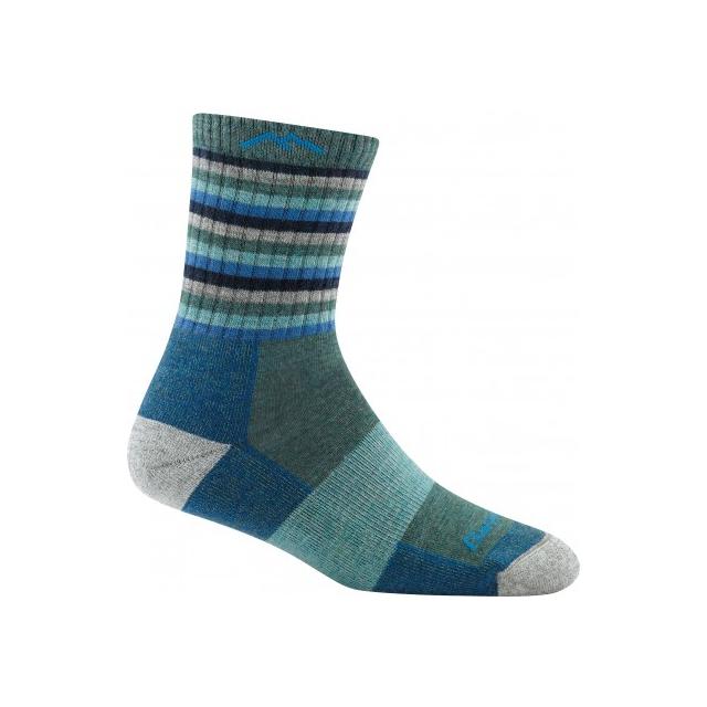 Darn Tough - Women's Stripes Micro Crew Sock Cushion in London ON