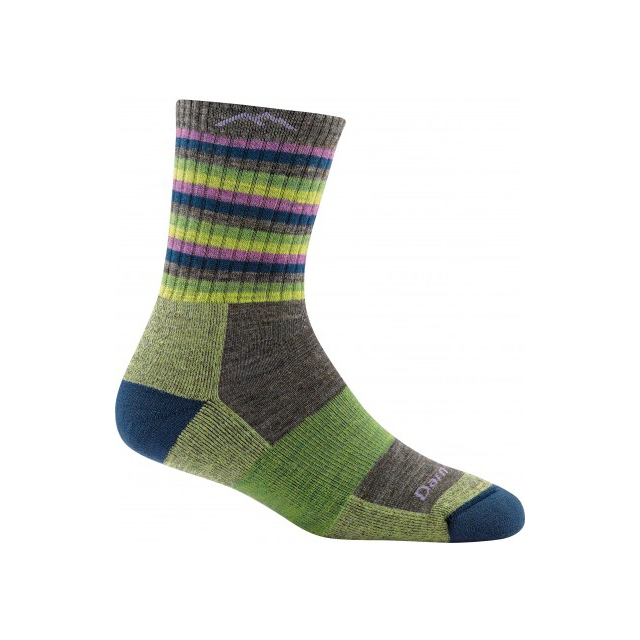 Darn Tough - Women's Stripes Micro Crew Sock Cushion in Sioux Falls SD