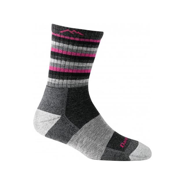 Darn Tough - Women's Stripes Micro Crew Sock Cushion
